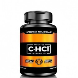 Kaged Muscle Kreatin C-HCL capsules 750mg / 75 servings 75 kapsler