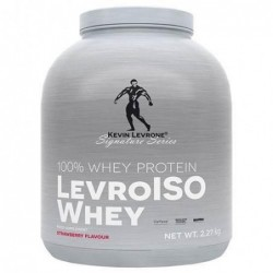 Kevin Levrone Levro Iso Whey 2.3 kg