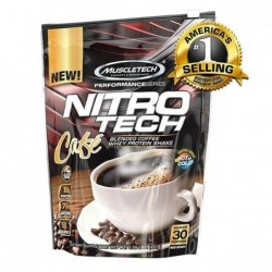Muscletech nitro tech cafe...