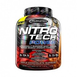 Muscletech Nitrotech Power...