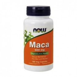 Now Foods Maca 500 mg 100...